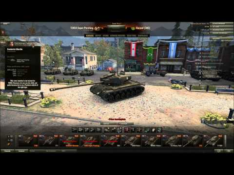 WoT, How to use a premium tank for crew training