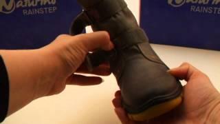 Видео-обзор стильных зимних сапог Naturino (Натурино) для мальчика