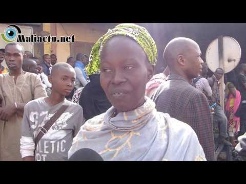 Mali - Incendie au grand marché de Bamako: désolation et colère des commerçants sinistrés