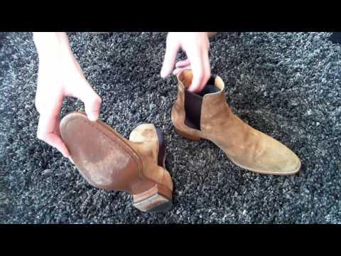 Follow Up   Video: Saint Laurent Wyatt 30 Chelsea Boots