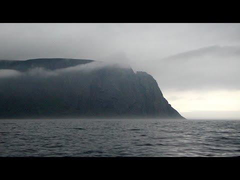 Havfiske ved Nordkapp - Finnmark