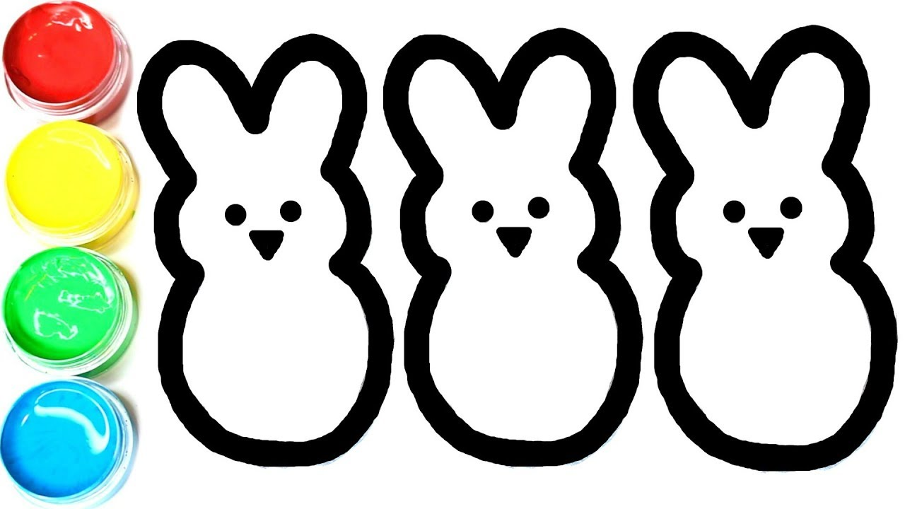 Easter peeps printable in 2020 | Easter classroom, Easter ... | 720x1280