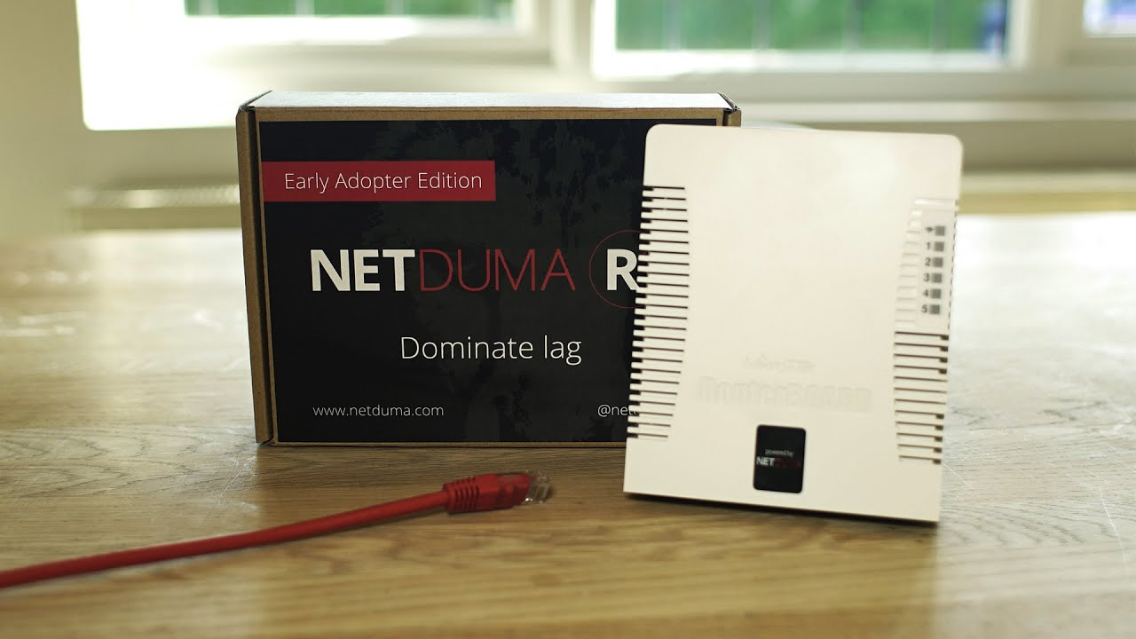 Netduma R1 In Depth Review and thoughts (It's Amazing) - YouTube