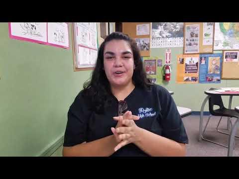 Aztec High School Alumna