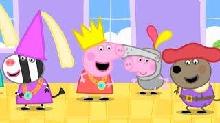 Peppa Wutz 🎃Halloween: Prinzessin Peppa 🎃 Peppa Pig Deutsch Neue Folgen | Cartoons für Kinder
