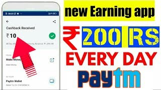 new Earning apps Everyday life time 10+10+10+10 earn paytum cash 2018