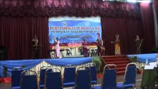 Puisi dan Lagu Peringkat Negeri Sabah 2013 - Smk Pekan Telipok Tuaran