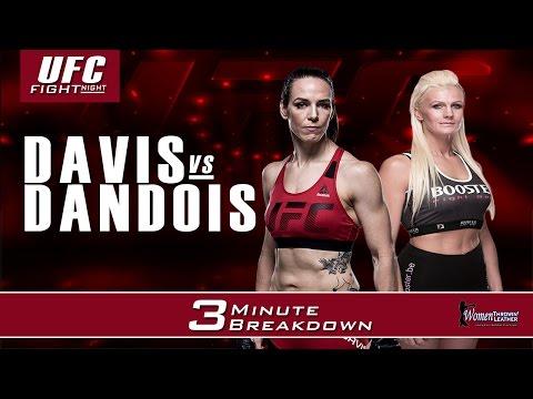 Alexis Davis vs Cindy Dandois: 3min Fight Breakdown