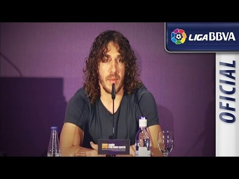 Who leaves La Liga this season?