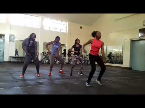 FALLY IPUPA//JUSTE-UNE-DANSE//SIMPLE DANCE MOVES FOR BEGINNERS/DANCE FITNESS.