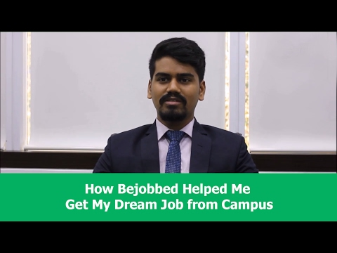 How Bejobbed Helped Me Get My Dream Job