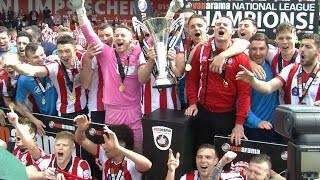 Lincoln City - Champions of the National League