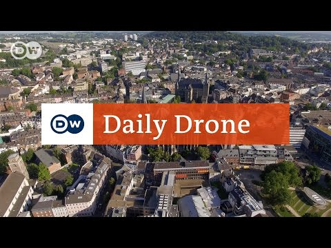 #DailyDrone: Aachen Cathedral