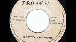 Big Youth Yabby you & dub