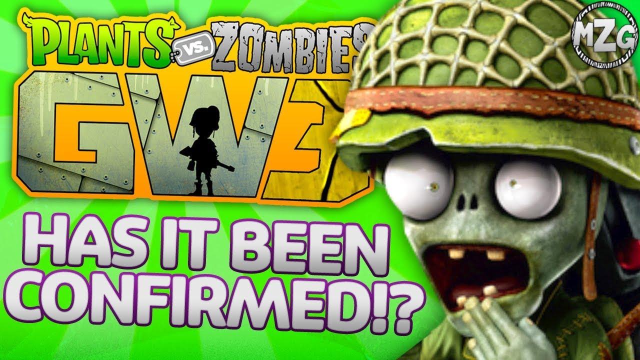 garden warfare 3 confirmed plants vs zombies garden warfare 3 discussion video - Pvz Garden Warfare 3