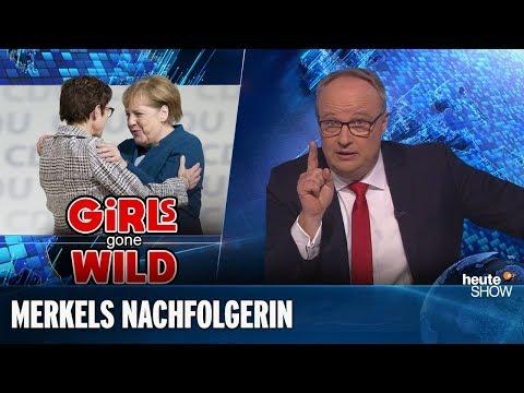 Ein Vollpfosten mit Mikropenis für die Männer in der CDU | heute-show vom 14.12.2018