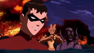 Young Justice - Grew Up At Midnight