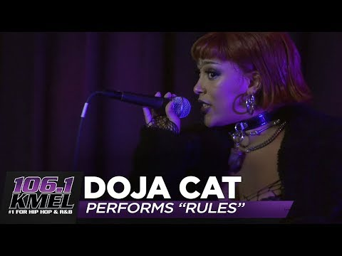 "Doja Cat Performs ""Rules"""