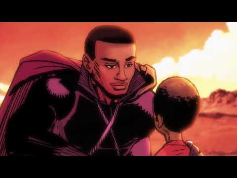 Black Panther - Respect My Throne