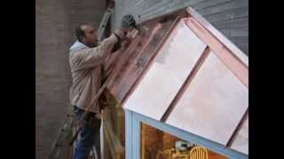 Bay  Window Copper Roof