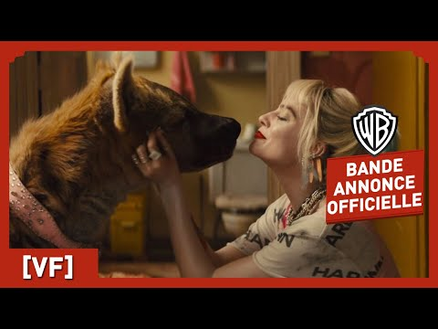Birds of Prey - Bande Annonce Officielle 2 (VF) - Margot Robbie