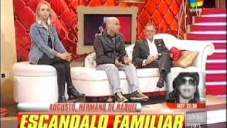 Infama escándalo familiar  Raquel Mancini - neofama.com
