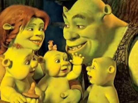 """""""Hallelujah"""" Shrek Song"""