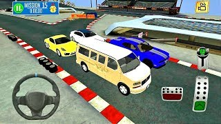 parking game Multi Floor Garage Driver2019  - Android Gameplayoffline games for android#3