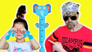 Alice wants to be taller // Funny story for kids by Alice and Toys
