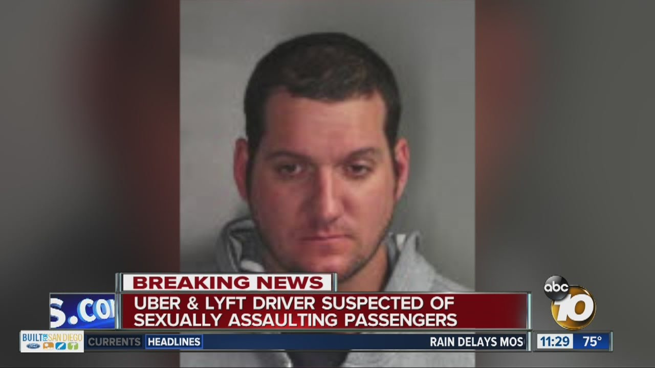 Escondido police: Uber, Lyft driver sexually assaulted passengers