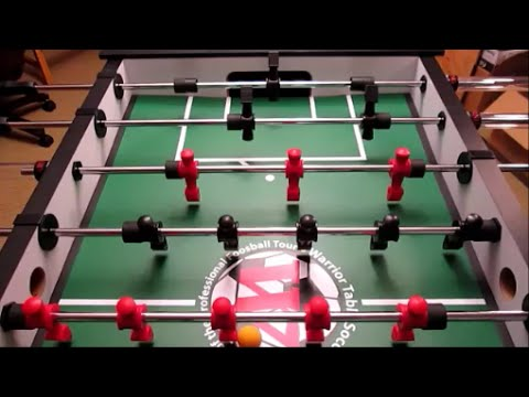 How To Foos - Foosball Basics