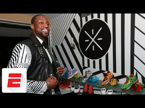 Dwyane Wade on why he left Jordan Brand and built his own with Chinese company | ESPN