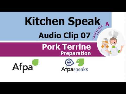 Clip 07 Preparation Pork Terrine