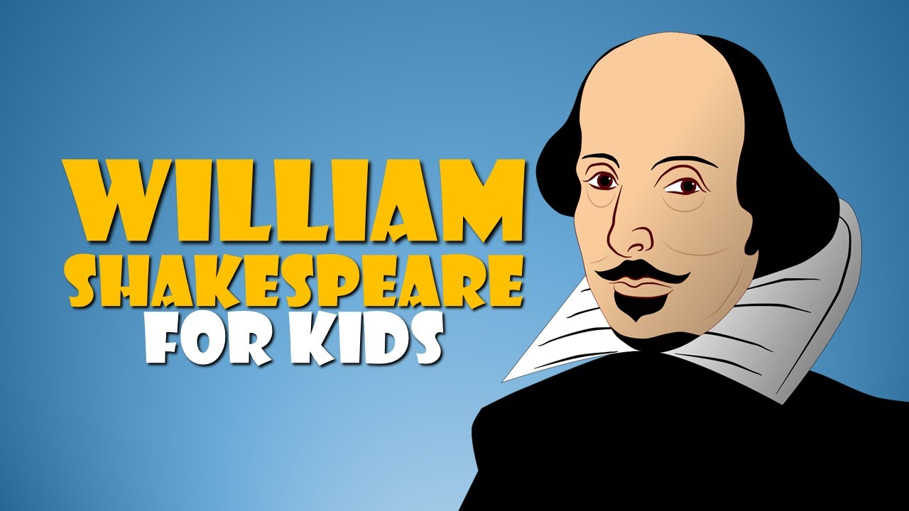 William Shakespeare for Kids (Fun Facts about William Shakespeare ...