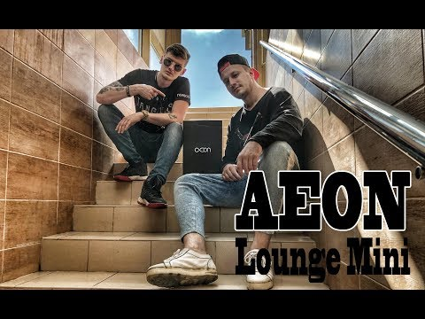 немецкий кальян AEON Lounge Mini
