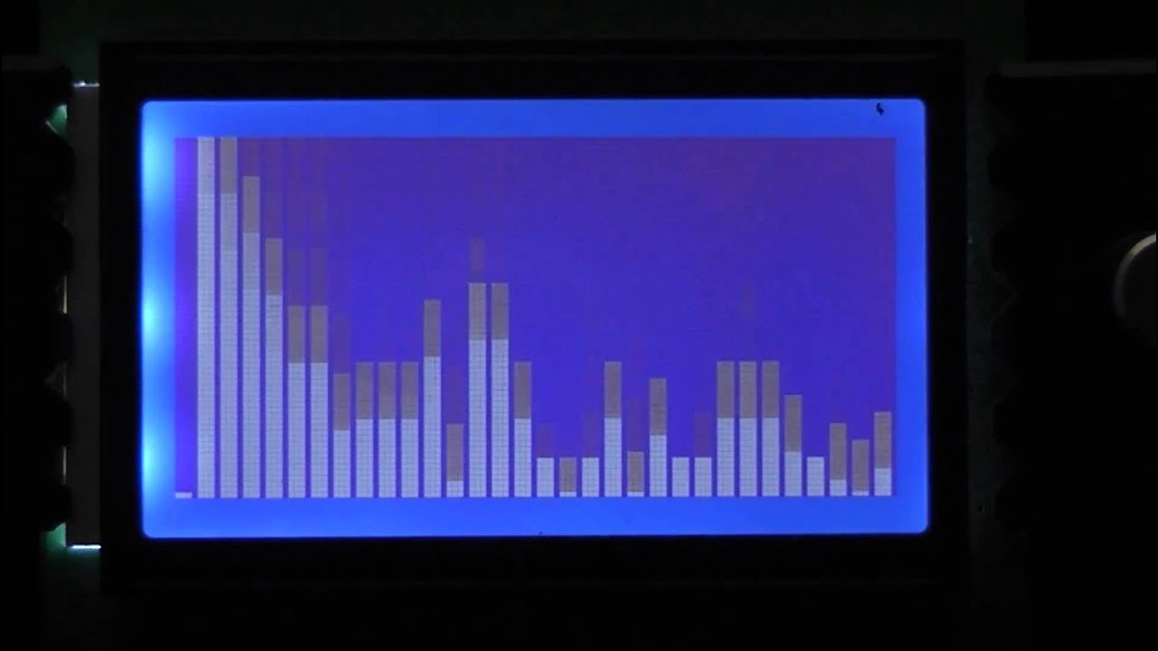 how to make an audio spectrum for free