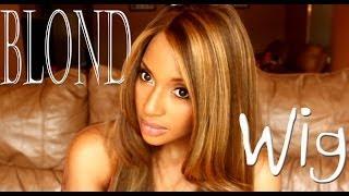 Leona Lewis Blonde Wig :)