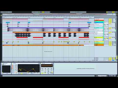 Free Ableton Live Project - Basics by Redpillz