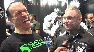 LEE PRIEST UNCENSORED AT OLYMPIA 2018 EXPO!