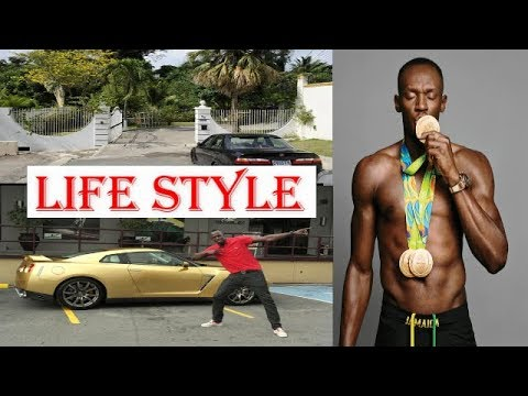 Usain Bolt Biography | Family | Childhood | House | Net worth | Car collection | Life style 2017