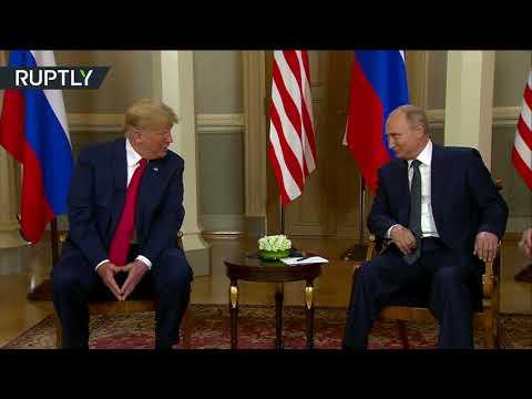 انطلاق المباحثات بين بوتين وترامب في هلسنكي  - نشر قبل 1 ساعة