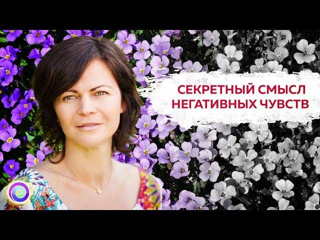 СЕКРЕТНЫЙ СМЫСЛ НЕГАТИВНЫХ ЧУВСТВ — Ольга Белогривцева