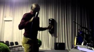 Luundo Radjabu & Kosto Zahinda I give my self away LIVE on youvip