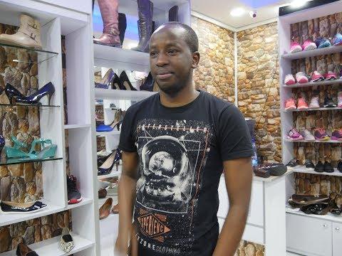 NN Hustle: Mathematician turned shoe seller
