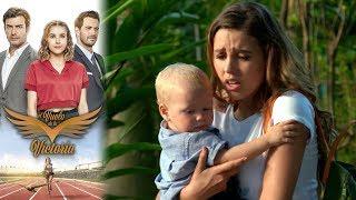 Victoria y Alejandro en peligro | El vuelo de la victoria - Televisa