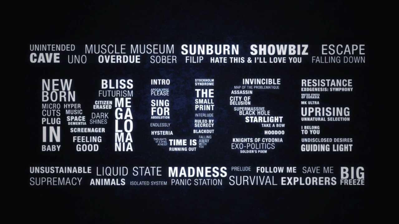 Muse - Supermassive Black Hole (HQ) (Lyrics in description ...