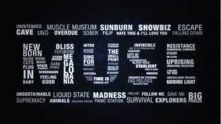 Muse - Supermassive Black Hole (HQ) (Lyrics in description)