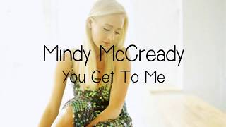 Watch Mindy McCready You Get To Me video