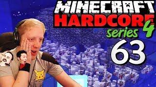 "Minecraft Hardcore - S4E63 - ""CHICKEN YEET"" • Highlights"