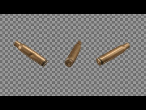 Free Bullet Shells - Stock Footage Collection from ActionVFX